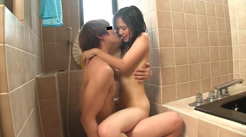 おにいちゃん、いっしょにお風呂はいっても…いい? ~性に目覚めたパイパン妹とお風呂で中出し性交~