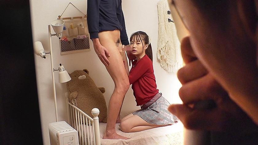 鬼畜父の性玩具彼氏との仲を引き裂かれた制服美少女 松本いちか