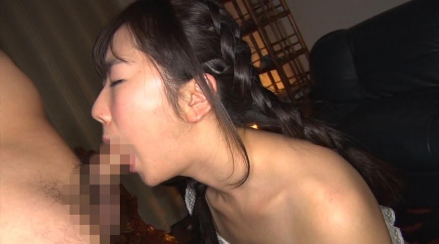 """「極ペタ」貧乳を超えた""""無乳""""美少女 澄川鮎(18)005"""
